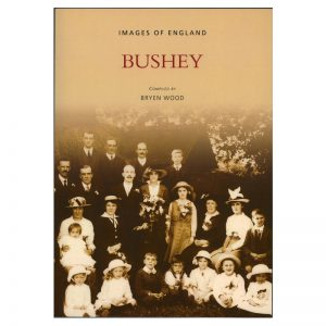 A book titled Images of England: Bushey.