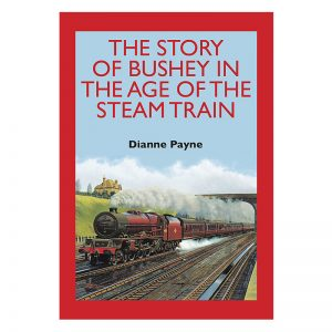 A book called Bushey in the age of the steam train.