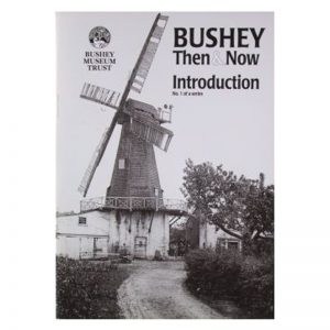Book about Bushey then and now.