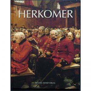 A book titled Herkomer.