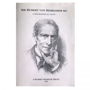 A leaflet called Sir Hubert von Herkomer R A.