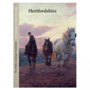 A book called Hertfordshire: paintings in public ownership.