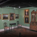 A Frienmds outing to visit Gainsborough's House in Sudbury, Suffolk.