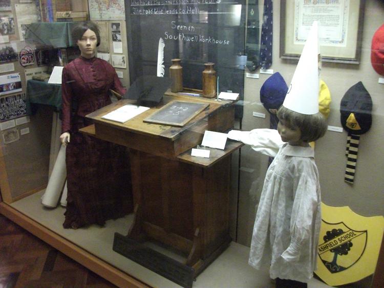 Victorian schoolroom picture