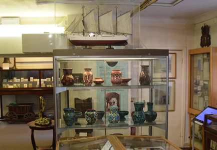 Picture of the History of Bushey Gallery.