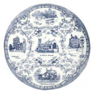 Bushey Heath plate
