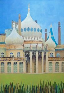 Royal Brighton by Pam Adsley.