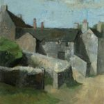 Cornish Cottages by Frank Gascoigne Heath