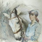 The Well Beloved by Lucy Kemp-Welch