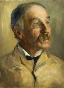 'William Graham Denham (b.c.1824)' by Kate Ethel Cowderoy