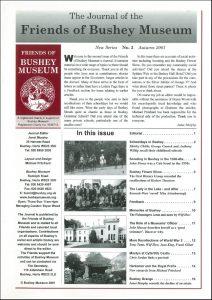 Journal 2, 2001