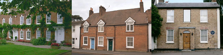 Old Bushey buildings
