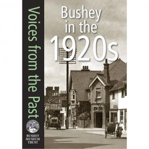 Bushey in the 1920s leaflet