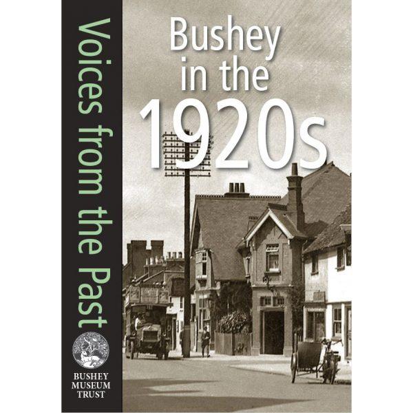 Bushey in the 1920s leaflet