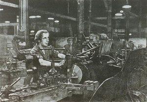 Work on a Weir Pump by Ethel Gabain