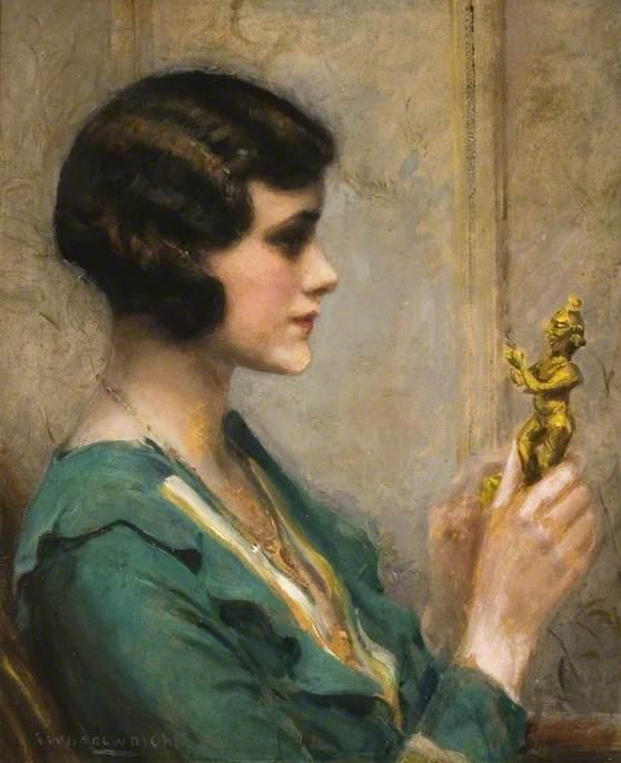 Mrs Irene Florence Butcher, nee Beacham by Rowland Wheelwright