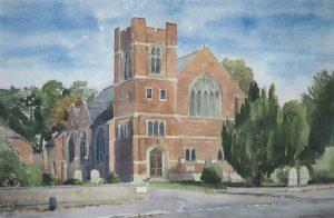 United Reformed Church, Bushey, 1997