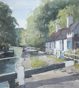 Lock Cottage, Near Cassiobury, Watford