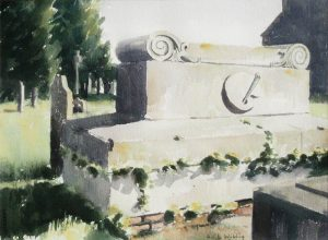 Edridge's Tomb, Bushey churchyard