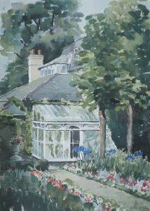 The Garden Party At Reveley Lodge, Bushey Heath