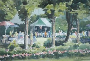 The Garden Party, Reveley Lodge, Bushey Heath