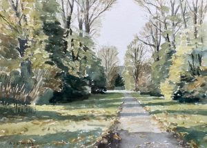 The Lime Avenue, Cassiobury, Watford, 1998