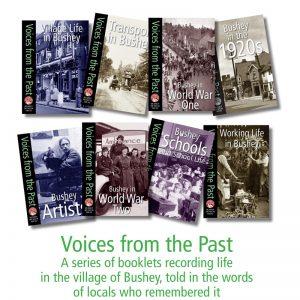 Bushey history leaflets