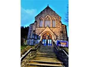 Bushey Baptist Church by Stephen Danzig