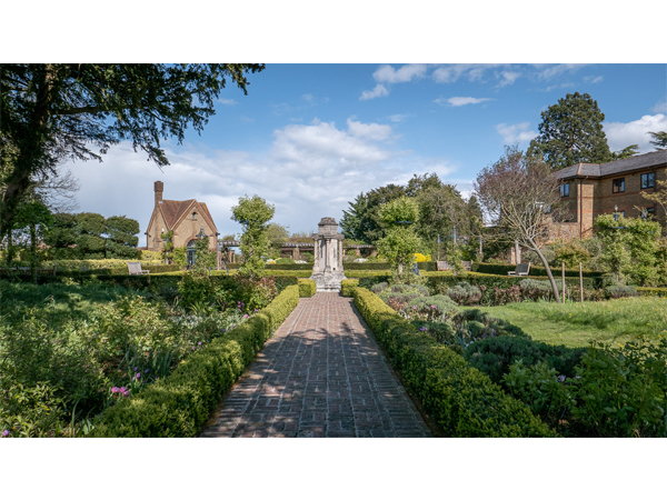 Commended - The Bushey Rose Garden by Bill Cooper
