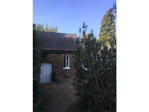 Reveley Lodge quiet corner by Annie Cooper