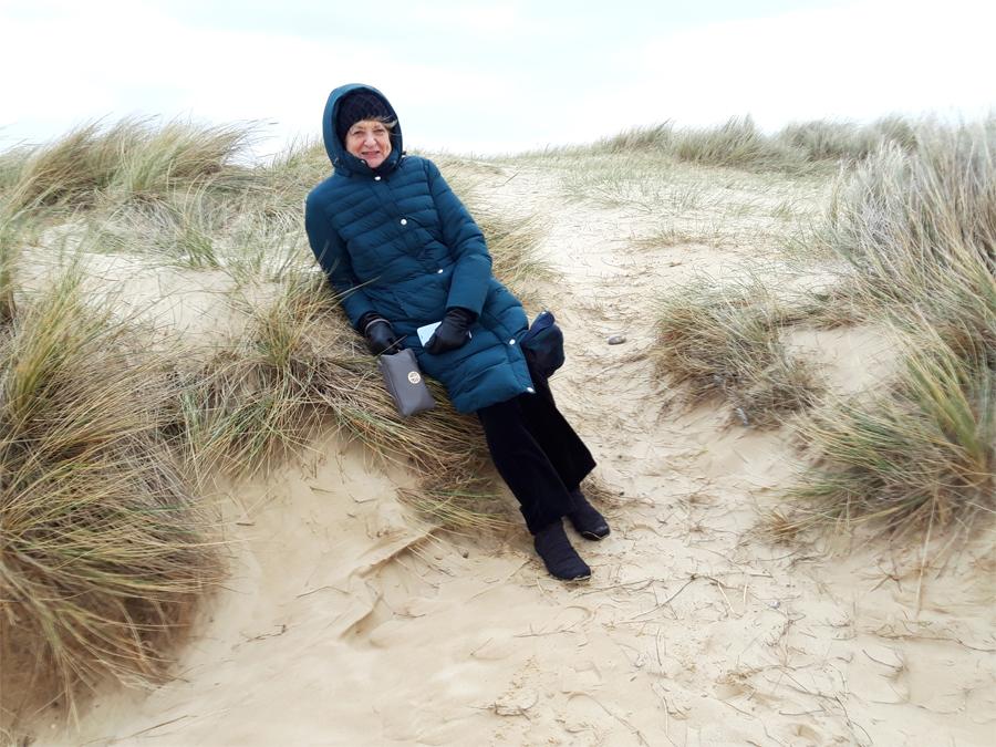 Sand witch by Barry Hyman