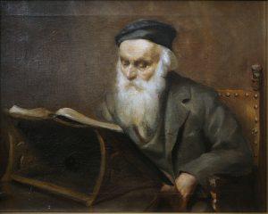 John Herkomer by Ernest Borough Johnson